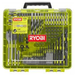 Набор сверл и бит Ryobi RAKDD100 (5132004666)