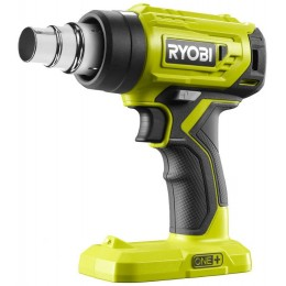 Фен строительный Ryobi ONE+ R18HG-0 без АКБ и ЗУ (5133004423) 2424.00 грн