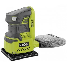 Аккумуляторная вибрационная шлифмашина Ryobi ONE+ R18SS4-0 (5133002918) (без аккумулятора и ЗУ) 1499.00 грн