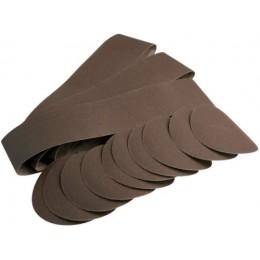 Набор с 12 шлифовальных лент Scheppach 44x11x7 см, для BTS800/BTS900 (7903302601) 1146.00 грн
