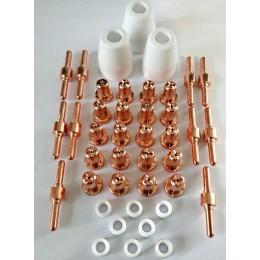 Набор плазменной резки PT-31 (Cut - 40)  - 41 предмет, , 599.00 грн, pt-31, Jasic, Аксессуары