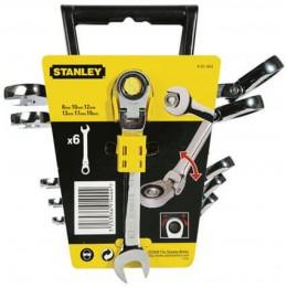 Набор ключей комбинированных Stanley MaxiDrive Plus, 6 шт. (4-91-444) 2055.00 грн