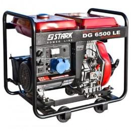 Дизельный генератор Stark DG 6500 LE, , 27929.00 грн, Дизельный генератор Stark DG 6500 LE, Stark, Дизельные генераторы