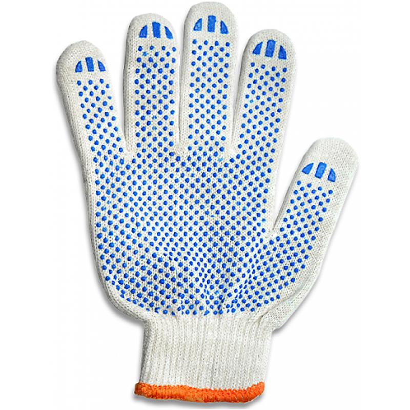 Перчатки белые Stark ПВХ 510841010 12.00 грн