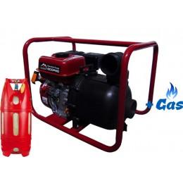 Газовая мотопомпа для химикатов Vulkan SCCP80 ГАЗ-БЕНЗИН