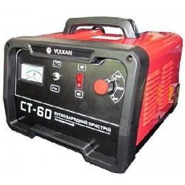 Пуско-зарядное устройство Vulkan CT60, , 2231.00 грн, PZP Vulkan, Vulkan, Зарядные/пуско-зарядные устройства