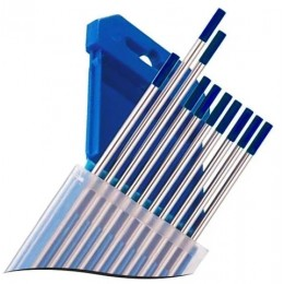 Вольфрамовый электрод WY-20 1.6 мм, 1 шт., TU.WY20.16., 24.00 грн, Вольфрамовый электрод WY-20 1.6 мм, 1 шт., WeCut, Вольфрамовые электроды