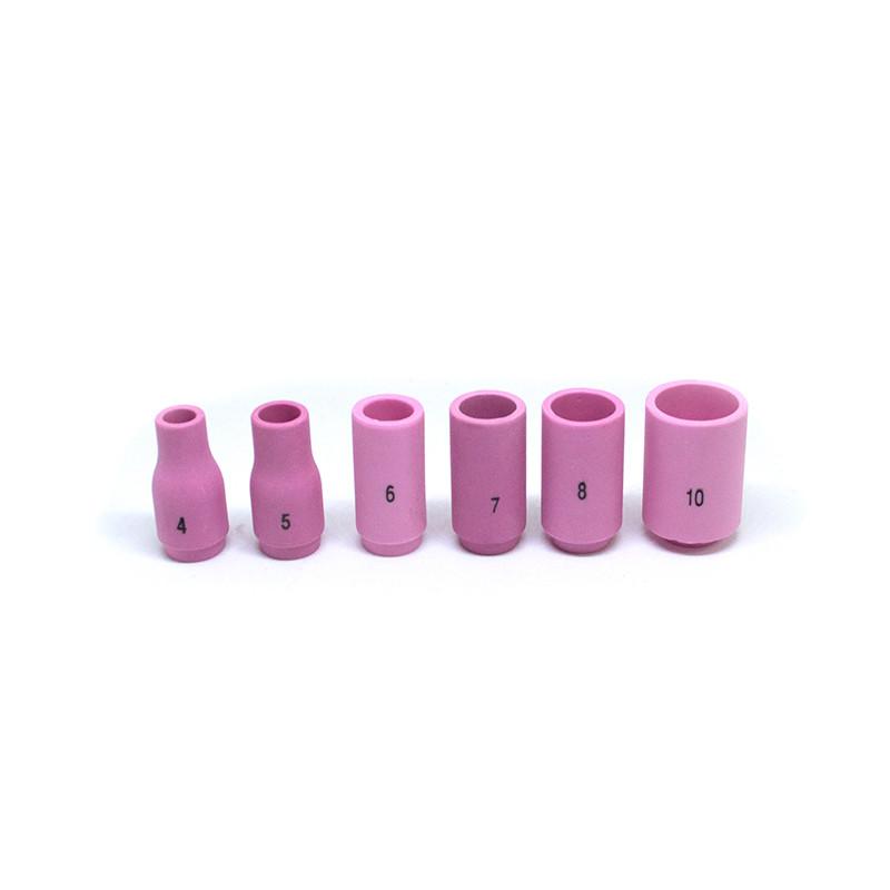 Сопло для TIG-горелки короткое №6 (13N10), WeCut 15.00 грн