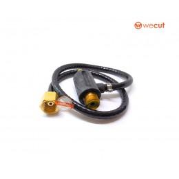 Адаптер для TIG-горелки 35-50/M16x15 (газ) WeCut 243.00 грн