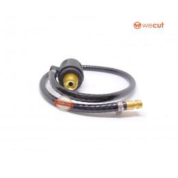 Адаптер для TIG-горелки 35-50/ниппель (газ) WeCut 237.00 грн