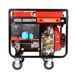 Дизельный генератор Weima WM7000CLE (220V), , 22897.00 грн, Дизельный генератор Weima WM7000CLE (220V), Weima, Дизельные генераторы