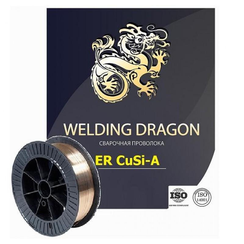 Проволока ERCuSi-A (БрКМц3) 1.0 мм 5кг 3621.00 грн