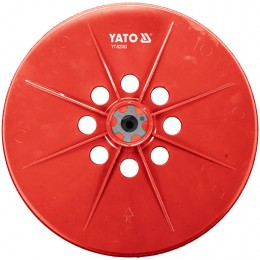 Насадка для шлифования круглая Yato 225 мм (YT-82353) 235.00 грн