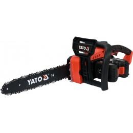 Аккумуляторная цепная пила Yato YT-82812 6500.00 грн