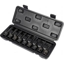 Набор ударных отверточных насадок Yato SPLINE M4-M16 (YT-10691)