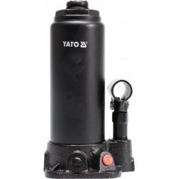 Домкрат гидравлический бутылочный Yato 5 т 216х413 мм (YT-17002) 812.00 грн