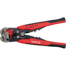 Клещи для обжима и очистки проводов Yato 205 мм (YT-2270) 775.00 грн