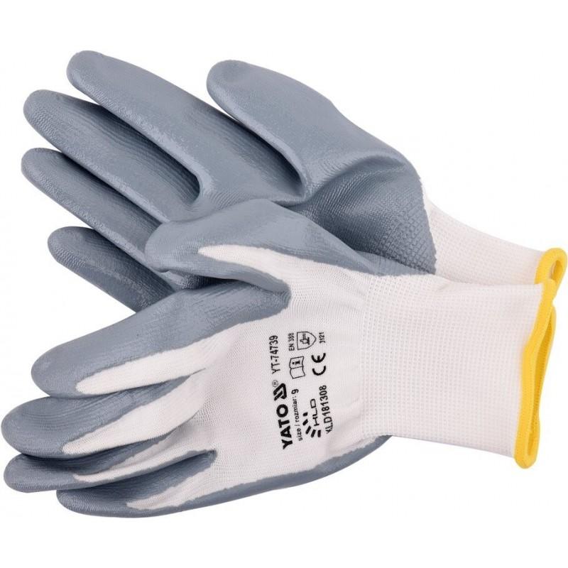 Перчатки Yato YT-74739 размер 9 35.00 грн
