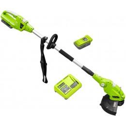 Аккумуляторный триммер для травы Zipper ZI-MOS40V-AKKU 6950.00 грн